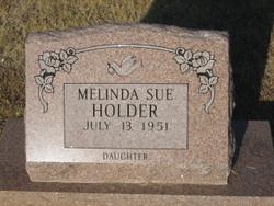 Melinda Sue Holder