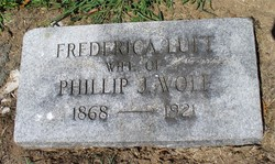 Frederica <I>Luft</I> Wolf