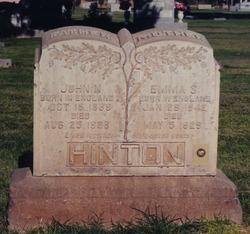 John Nock Hinton