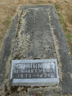 Reinhart Henry Kihn