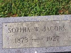 Sophia W. Jacobs