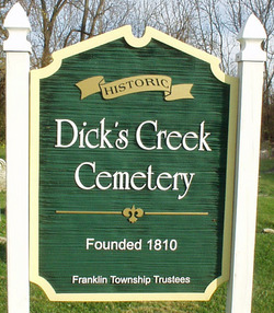 Dicks Creek Presbyterian Church Cemetery
