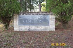 Witherspoon Cemetery