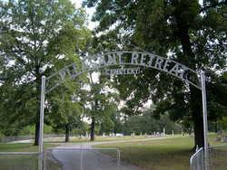 Pleasant Retreat Cemetery
