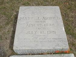 Mary Jane <I>Worley</I> Arnold