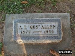 """A. T. """"Gus"""" Allen"""