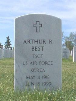 Arthur Ray Best