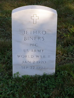 Jethro Biners