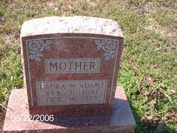 Laura Melvina <I>Lachance</I> Adams