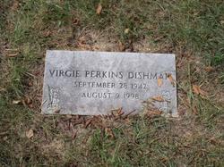Virgie Mae <I>Perkins</I> Dishman