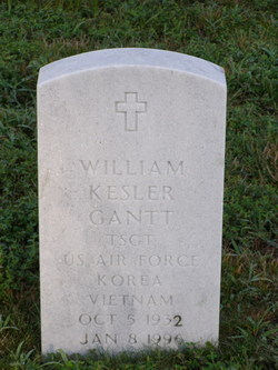 William Kesler Gantt