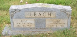 Bud Leach