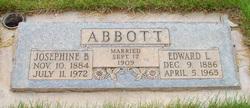 Josephine <I>Bennett</I> Abbott