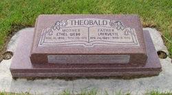"""Lafayette """"Fay"""" Theobald"""