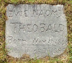 Ivie Naomi Theobald