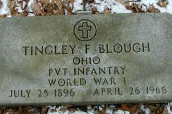 Tingley F Blough