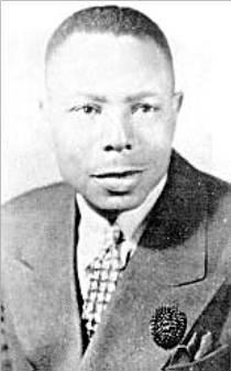 """William McKinley """"Jazz"""" Gillum"""