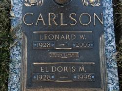 Leonard William Carlson