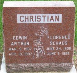 Edwin Arthur Christian