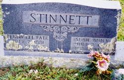 Susie Ann <I>Valentine</I> Stinnett