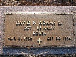 David N. Adams, Sr