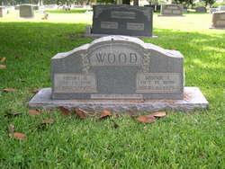 Minnie Lizzie <I>Williams</I> Wood