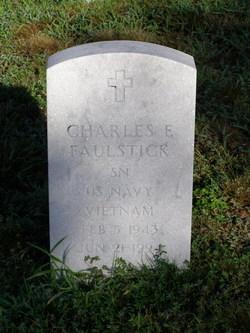 Charles E Faulstick