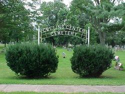 Collins Center Cemetery