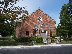 Leith United Church Cemetery