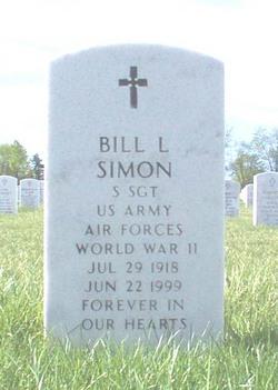 """Wilmot Leroy """"Bill"""" Simon"""
