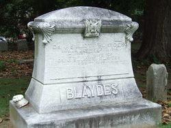 Dr James Elliott Blaydes, Sr