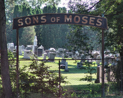 the sons of moses
