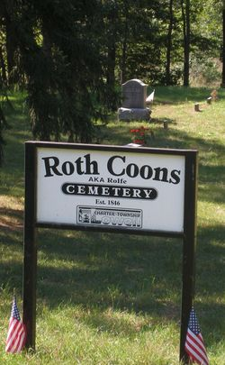 Roth Coons Cemetery