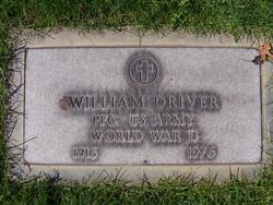 William Driver