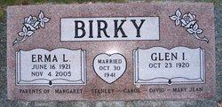 Erma Louise <I>Kennel</I> Birky