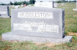Edna <I>Buckingham</I> Huddleston