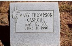 Mary Thompson Cashour