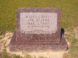 Wyatt S Betts