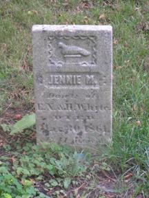Jennie M White