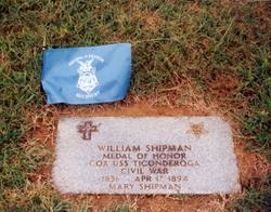 William Shipman