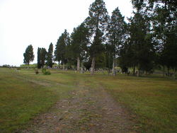 Fort Littleton Cemetery