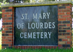 Saint Mary of Lourdes Cemetery