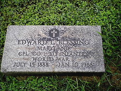 "Edward Luther ""Ned"" Blessing"