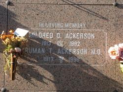 Truman Thomas Ackerson
