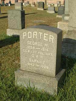Pvt George Porter