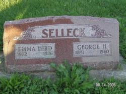 Emma <I>Hird</I> Selleck