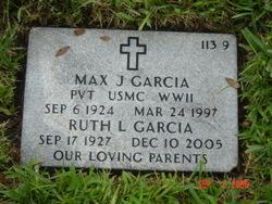Max J Garcia
