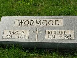 Mary <I>Brady</I> Wormood