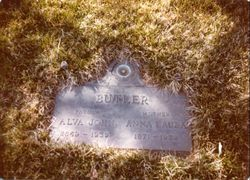 Alva John Butler