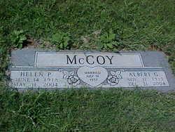 Helen Pauline <I>Akins</I> McCoy
